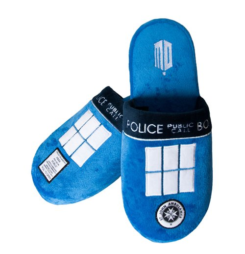 Zapatos Doctor Who 274342