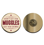Harry Potter Chapa Muggles Caja (12)