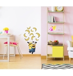 Vinilo decorativo para pared Gru, mi villano favorito - Minions 274464