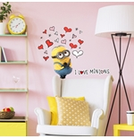 Vinilo decorativo para pared Gru, mi villano favorito - Minions 274465