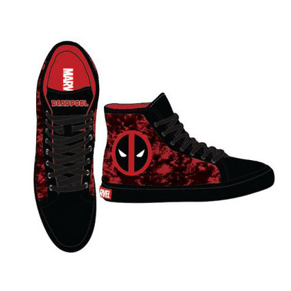Zapatos Deadpool