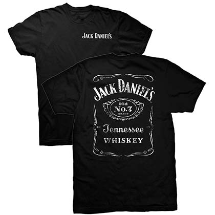 Camiseta Jack Daniel's Double Sided