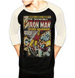 Camiseta Marvel Comics - Ironman Comics