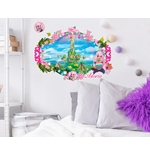 Vinilo decorativo para pared Regal Academy 274623