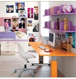 Vinilo decorativo para pared Justin Bieber 274630