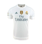 Camiseta Real Madrid 2015-2016 Home  Campeones del Mundo