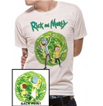 Camiseta Rick and Morty 274875