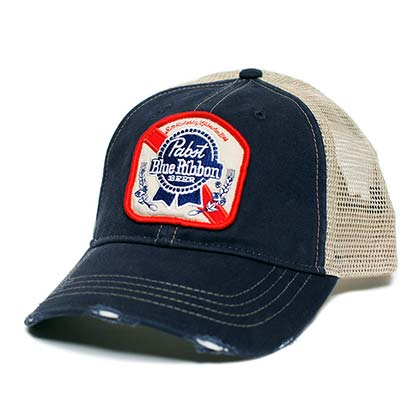 Gorra Pabst Blue Ribbon