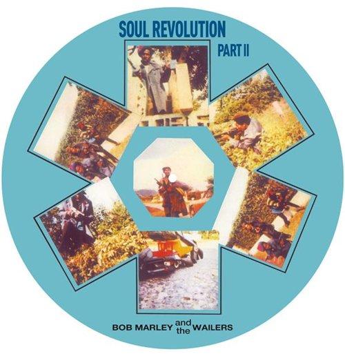 Vinilo bob marley the wailers soul revolution part ii - Vinilo bob marley ...