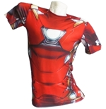 Camiseta térmica Iron Man