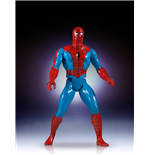 Marvel Comics Secret Wars Figura Jumbo Kenner Spider-Man 30 cm
