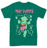 Camiseta Meat Puppets 275113
