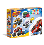Puzzle Blaze and the Monster Machines 275212