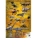 Póster Dinosaurs 275236