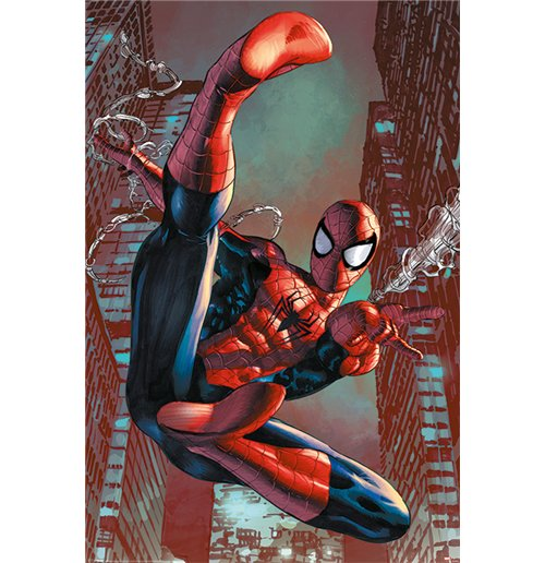 Póster Spiderman - Web Sling Maxi Poster (61X91,5 Cm)
