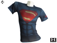 Camiseta térmica Superman Under Armour