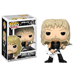 Metallica POP! Rocks Vinyl Figura James Hetfield 9 cm