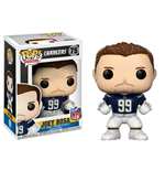 NFL POP! Football Vinyl Figura Joey Bosa (Los Angeles Chargers) 9 cm