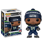 NFL POP! Football Vinyl Figura Bobby Wagner (Seattle Seahawks) 9 cm