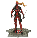 Marvel Select Figura Lady Deadpool 16 cm