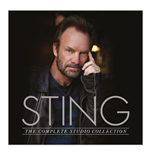 Vinilo Sting - Studio Collection (Coffret Deluxe) (12 Lp)