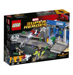 Lego y MegaBloks Spiderman 275855