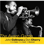 Vinilo John Coltrane And Don Cherry - The Avant-Garde