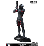 Mass Effect Andromeda Figura Color Tops Sara Ryder 18 cm