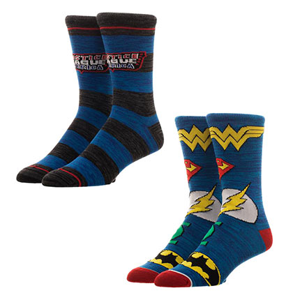 Pack Calcetines Justice League