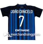 Camiseta Inter de Milán Home 2017/2018 Réplica Cancelo 7