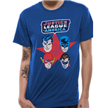 Camiseta Justice League 276122