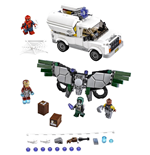 LEGO® Marvel Super Heroes™ Spider-Man: Homecoming - Cuidado con Vulture