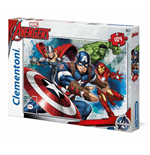 Puzzle The Avengers 276258