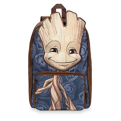 Mochila Guardians of the Galaxy Groot 3D