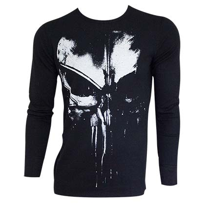 Camiseta manga larga The punisher 276346