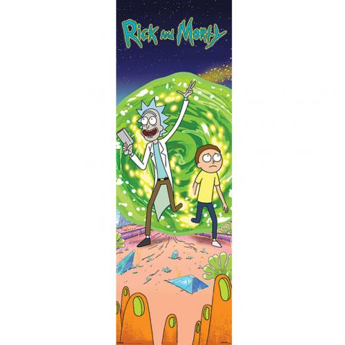 Póster Rick and Morty 276350