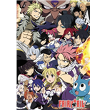 Póster Fairy Tail - Season 6 Key Art (Poster Maxi 61x91,5 Cm)