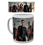 Taza Justice League - Characters