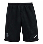 Pantalón corto Paris Saint-Germain 2017-2018 Third (Negro)