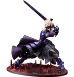 Fate/Stay Night Estatua PVC 1/7 Saber Alter (Vortigern) 18 cm