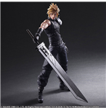 Final Fantasy VII Remake Play Arts Kai Figura No. 1 Cloud Strife 28 cm
