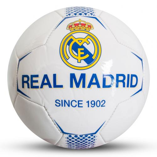 Balón fútbol real madrid original compra online en oferta jpg 500x500 Real  madrid balon dibujo cesta af07816722a05