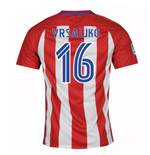 Camiseta Atlético Madrid 2016-2017 Home