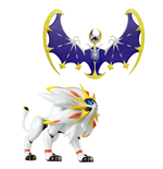 Pokemon Sun and Moon Figuras Legendary 15 cm Surtido (4)