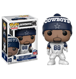 NFL POP! Football Vinyl Figura Dez Bryant (Dallas Cowboys) 9 cm