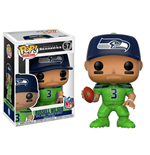 NFL POP! Football Vinyl Figura Russell Wilson (Seattle Seahawks) 9 cm