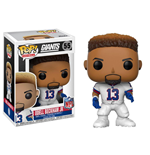 NFL POP! Football Vinyl Figura Odell Beckham Jr. (New York Giants) 9 cm