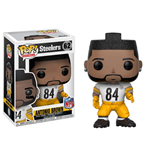 NFL POP! Football Vinyl Figura Antonio Brown (Pittsburgh Steelers) 9 cm