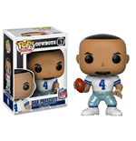 NFL POP! Football Vinyl Figura Dak Prescott (Dallas Cowboys) 9 cm