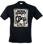 Camiseta Black Sabbath 277107